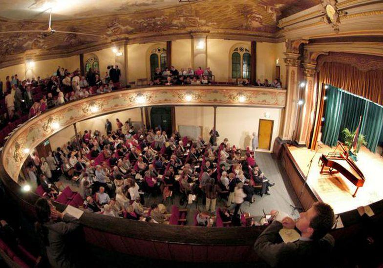 Teatro Greppi – Presentazione dei lavori di riqualificazione