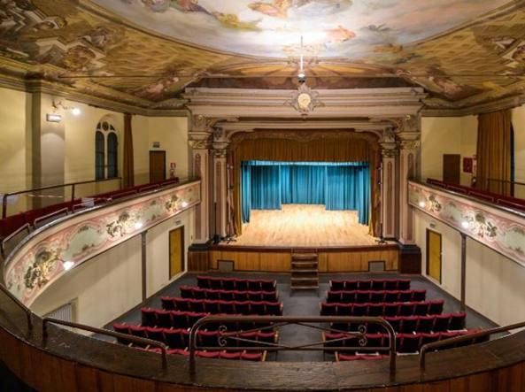 Teatro Greppi: al via la raccolta fondi